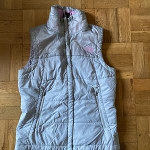 The North Face Puffy Vest size small